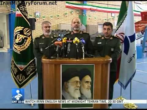IRAN NAVY SUPERSONIC ANTISHIP CRUISE MISSILE STRIKE WILL DESTROY U.S.A