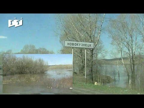 Уровень воды в Томи в Новокузнецке online в Новосибирске