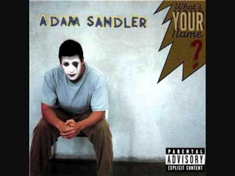 Adam Sandler - Listenin To The Radio