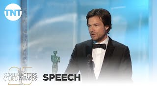 Jason Bateman: Award Acceptance Speech | 25th Annual SAG Awards | TNT