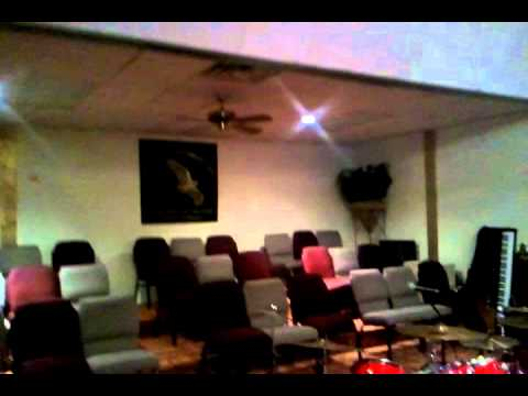 Video Tour Of Ceiling Fans Installed In My Church Part I