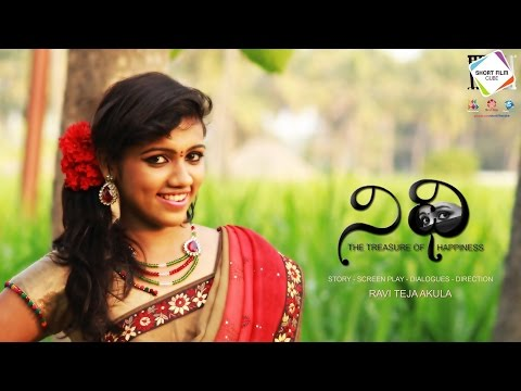 Nidhi - A Treasure of Happiness | Telugu Short Film 2014 | Presented by ShortFilmCube
