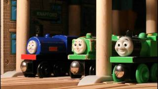 Tales of a Wooden Railway Short #1(Christmas Short)-Wilbert