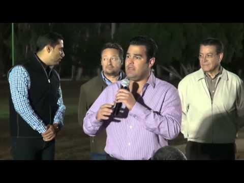 Tendrá campo del deportivo Álvaro Obregón pasto sintético y nuevas luminarias 16/01/15