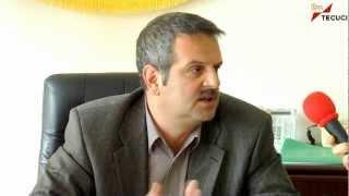 Tecuci - Eduard Finkerlstain candidat la Primaria Tecuci