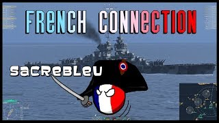 Henri IV feat. tier X BB FRANCE || World of Warships