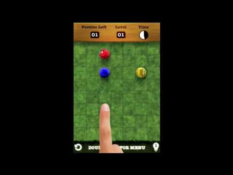 Fling! iPhone game Video