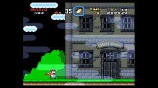 Super Mario World on Wii U Virtual Console Gameplay