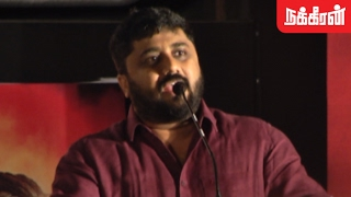 Gnanavel Raja speak bad words on TamilRockers site
