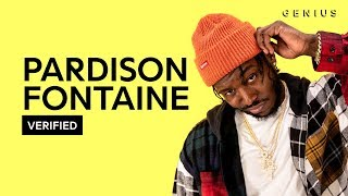 Pardison Fontaine 34 Backin 39 It Up 34 Official Meaning Verified