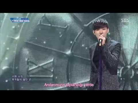 Roh Ji Hoon  A Song For You Turkish Sub