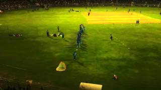 Cricket Team India warmup at wankhede stadium Mumbai