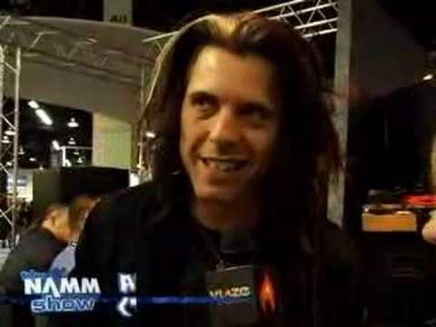 Alex Skolnick Interview @ NAMM