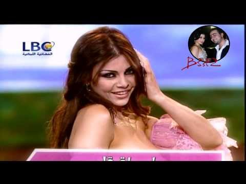Haifa Wehbe performing Ya Hayat Albi in HD in Hay Hiye el Ghaniye in HD !