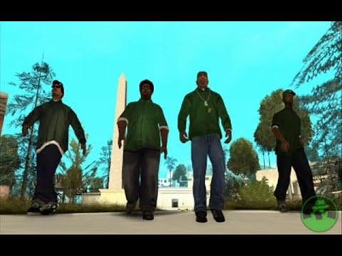 Mosta man - Korsouw San Andreas