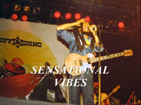 Bob Marley&The Wailers Live - Jammin' (Outstanding Show) Ahoy, NL 1980