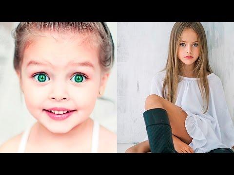 Самые красивые дети мальчик