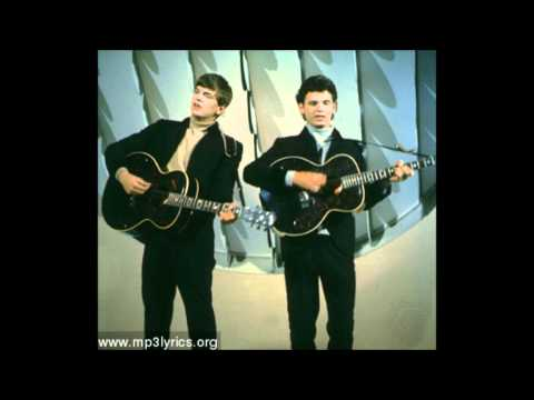 The everly brothers - should we tell him (HQ)