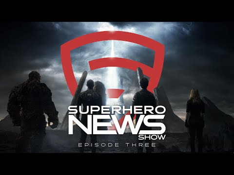 SHN: Mehcad Brooks Joins SUPERGIRL, Trank & Kinberg Talk FANTASTIC FOUR