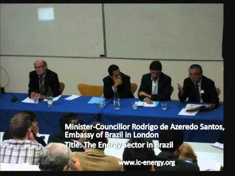 Part 3: Talk by Minister-Councillor Rodrigo de Azeredo Santos