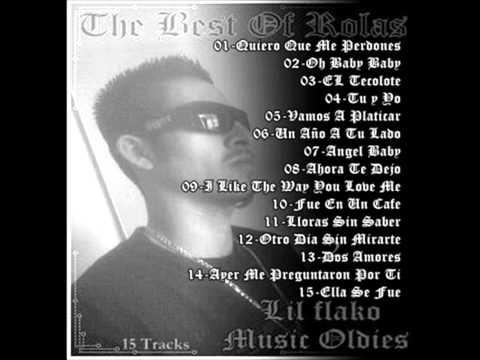 Mr Lil flako album entero Music Oldies Rap 2012