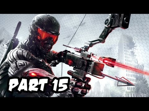 Crysis 3 Gameplay Walkthrough - Part 15 - Mission 5: Red Star Rising (Xbox 360/PS3/PC HD)