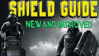 Shield Guide | Rainbow six siege Tips and Tricks