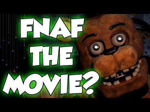 Five Nights at Freddy's Is Getting a MOVIE by Warner Bros.!? Confirmed by Scott Cawthon Himself