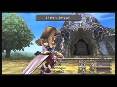 Final Fantasy IX - Beatrix & Destruction of Cleyra (Boss & Scenes)