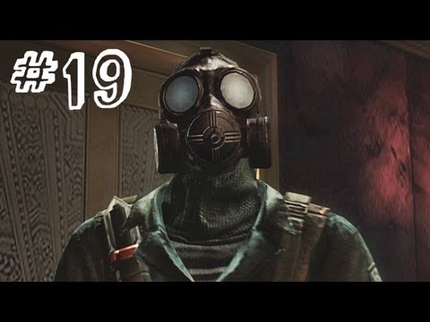 Resident Evil Revelations Gameplay Walkthrough Part 19 - Water Monster - Campaign Episode 8