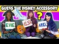 Guess the Disney Movie Character Accessory. (With Descendants 2 Mal, Evie and Uma Dress Up)