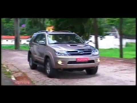 Programa Auto Mais - Toyota Hilux SW4 2008