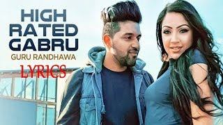 download lagu Guru Randhawa High Rated Gabru   Latest Punjabi gratis