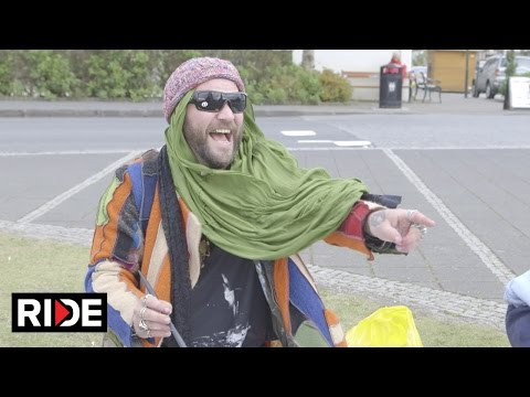 Bam Margera - I Need Time To Stay Useless Trailer