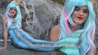 MERMAID MAKEUP TUTORIAL!!  | HALLOWEEN COSTUME |  KITTIESMAMA