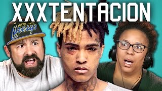PARENTS REACT TO XXXTENTACION