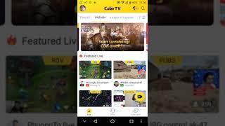 Hướng dẫn đăng ký kiếm tiền trên mạng xã hội Cube tv