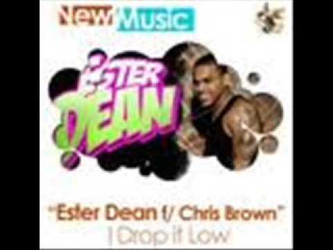 Ester Dean Drop it Low Album Ester Dean ft Chris Brown Drop