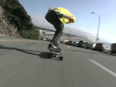 Longboarding: Bonzing to the Beach