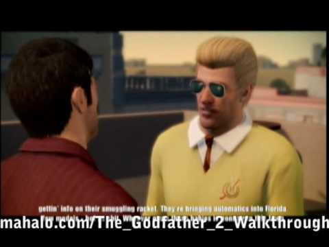 The Godfather 2 Game Walkthrough - Rescue Roth's Associate