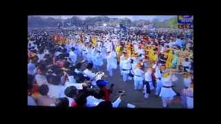 Basanta Utsav - Basanta Utsav Shantiniketan 2015