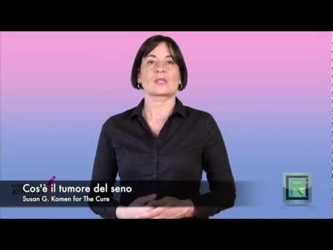 Komen – Cos'è il tumore del seno
