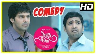 Download Raja Rani Tamil Movie Comedy Scenes | Part 1 | Arya | Santhanam | Nayanthara | Nazriya | Jai | Atlee 3Gp Mp4