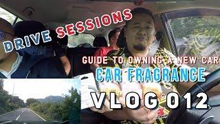ANONG AMOY NG KOTSE MO?   CAR FRESHENER GUIDE   DRD TV Drive Sessions   Vlog 012