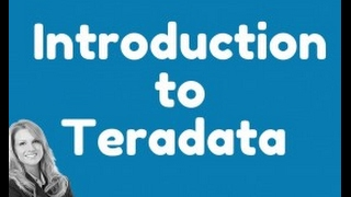 Teradata Tutorials for Beginners Part 1 | What is Teradata? | Teradata Training Video | Edureka