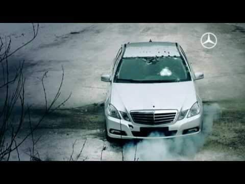 Mercedes-Benz TV: E-Guard under fire