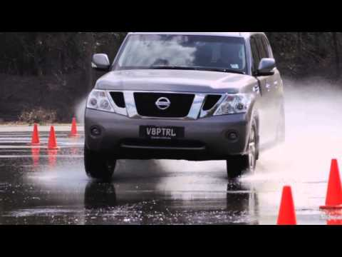 New Nissan Patrol 2013 Melbourne show review Ferntree Gully