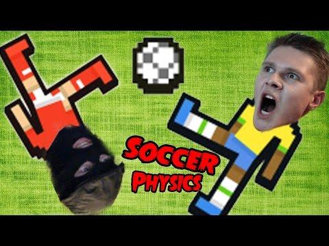 Soccer Physics  - Убойный ФутБол - №2