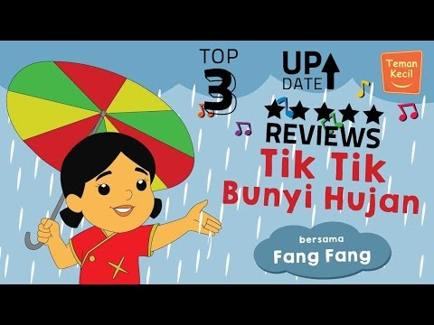 Music | Lagu anak Indonesia | Nursery Rhymes | tik tik bunyi hujan