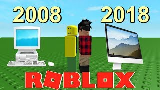 OLD ROBLOX vs NEW ROBLOX - Playonyx Gameplay